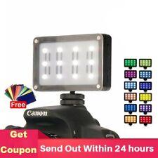 ULANZI Mini LED lumière vidéo sur la poche de l'appareil Photo lumière avec