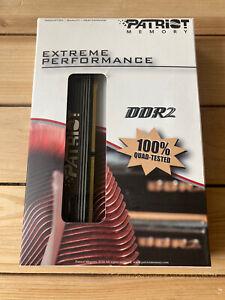 Patriot Memory 8GB (4 x 2G) PC2-6400 DIMM 800 MHz DDR2 Memory (PDC28G6400LLQK)