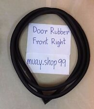 For Nissan Datsun 720 Weatherstrip Door Rubber FRONT RIGHT RH Seal Pickup TRUCK