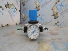 Festo 159625 Lr-D-Mini 230 Psi 16 Bar Mini Pressure Regulator W/ Gauge
