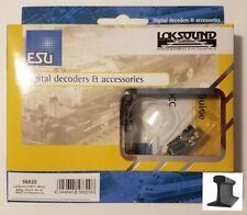 ESU 58820 ~ nuevo 2019 ~ LOKSOUND V5.0 Micro decodificador DCC 8 Pines NEM652 ~ Z, N, Ho