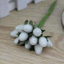 20pcs Garland Primitive Artificial Pip Berries Vine Match Romantic Wedding Adorn