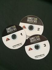 Sankey's Greatest Hits (3 DVDs) - Excellent condition!!