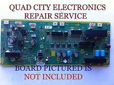 TNPA5351 TXNSC1PAUU Repair Service For Panasonic SC Board TCP55ST30 + Screws