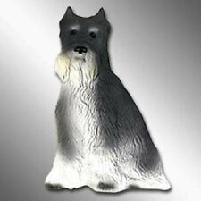 (1) Schnauzer Flat Dog Magnet! Start collecting! Bid Now And Save.