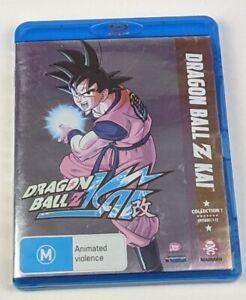 Dragon Ball Z Kai Collection 1 - Genuine Region B Blu-Ray