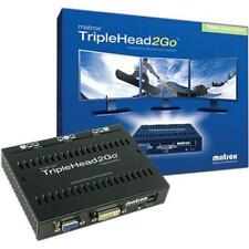 Matrox TripleHead2Go Digital Edition External Graphics eXpansion Module - Refurb
