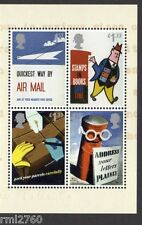 2016 ROYAL MAIL POSTERS 500th ANNIV. Set of 4v Commems from PSB SG 3802 - 3805