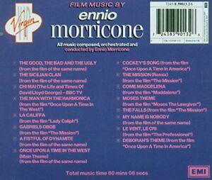 Ennio Morricone - The Film Music Of Ennio Morricone [CD]