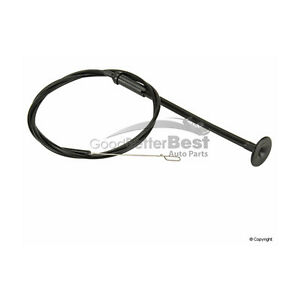 One New Professional Parts Sweden Hood Release Cable 55430073 for Volvo