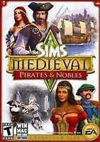 Sims Medieval: Pirates & Nobles (Windows/Mac, 2011)