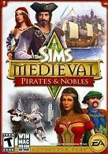 The Sims Medieval: Pirates and Nobles - PC/Mac Electronic Arts Video Game
