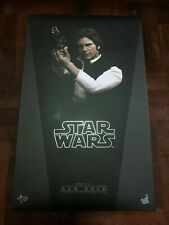 1/6 Hot Toys MMS261 Han Solo Star Wars Empty Tray Cover & Box for Action Figure
