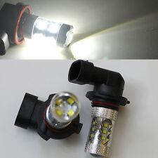 LED DRL Daytime Running Head light 9005 For Honda Accord 9th Gen& Subaru WRX STi
