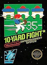 10-Yard Fight (Nintendo Entertainment System, 1985)