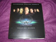 2002 Star Trek Nemesis  Partial Master Trading Card Set