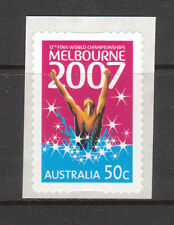 2007 FINA World Championships,Melbourne - P&S Stamp