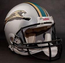 JACKSONVILLE JAGUARS 1995 Riddell AUTHENTIC Throwback Football Helmet