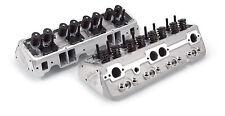 Edelbrock  5089 64cc E-Street Aluminum Heads 5089 Pair Chevy 283 327 350