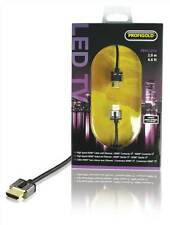 Profigold Ultraslim LED HDMI cable