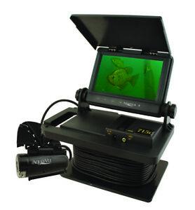 """NEW Aqua Vu Av 715C Underwater Viewing System Color Video Camera & 7"""" Lcd"""