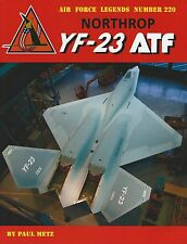Ginter Air Force Legends 220: Northrop YF-23 ATF