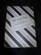 1948 The Great Ones, a Love Story of Two Very Important People  Ralph Ingersoll