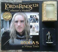 LOTR Collectors Models #128 Irolas at Minas Tirith Boxed & Magazine ULTRA RARE