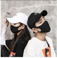Melbourne Stock Face Mask Washable Reusable Mouth Mask Breathable Adult Masks Au