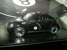 """1:43 Schuco VW New Beetle """"Black 8"""" in OVP"""