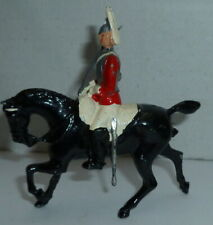 BRITAINS LEAD MOUNTED LIFE GUARD **