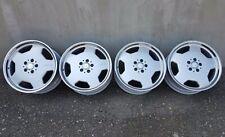 """Mercedes AMG AERO II Monoblock 18"""" 8J Alloy Wheels W124 W210 W208 W202 R129"""