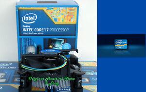 Genuine Intel i7 4790K CPU Cooler Fan Heatsink in Original Box (No CPU) - New