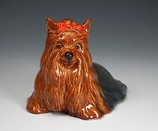 Beswick Porcelain Yorkshire Terrier Figurine