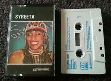 Syreeta - Syreeta (Rare Cassette Album) Tape, Mint