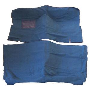 MERCURY, EDSEL 1959 - 60 MONTCLAIR. CORSAIR 4 DR HARDTOP BLUE NYLON LOOP CARPET