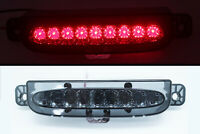 Rear Smoked LED 3rd Third Brake Light Lamp For Fortwo 450 452 Coupe Roadster CarLab 1