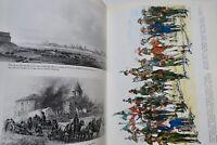 Napoléon Bonaparte : 1 ère campagne d'Italie 1796-1797
