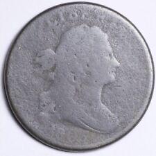 1805 STEMS Draped Bust Half Cent CHOICE FREE SHIPPING E103 RMT