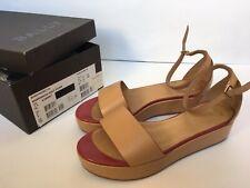 BALLY Women Summer Beige Sandals 38
