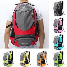 35L Deporte Viaje Mochila Impermeable Backpack Senderismo Hiking Laptop Bag