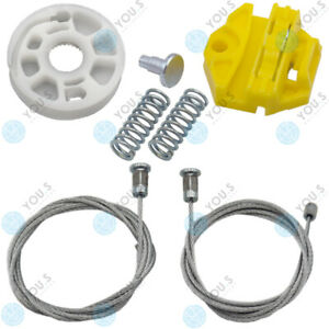 For Opel Zafira A Window Regulator Repair Kit Cable Pull Rear Left or Right New