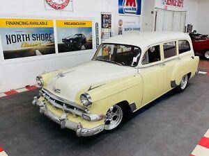 1954 Chevrolet Bel Air/150/210 - 4 DOOR WAGON - 350 TPI ENGINE - 700R4 OVERDIVE