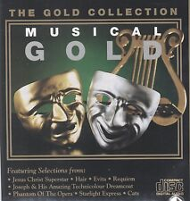 Musical Gold Petula Clark, Marti Webb, The Allen Toussaint Orchestra, cd