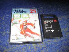 G7000 PHILIPS VIDEOPAC 25 Adelboden G 7000 RARE