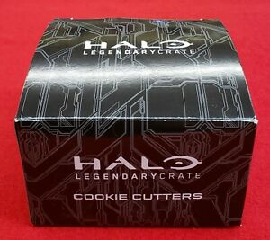 Halo Legendary Crate - Cookie Cutters - Rifle Pistol Guilty Spark Helmet - Loot
