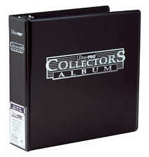 "Ultra Pro Collector Card Album - 3"" Black Binder"