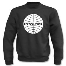 Pullover Airline - Pan Am LogoI Fun I Sprüche I Lustig I Sweatshirt