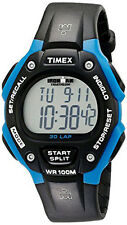 Timex Men's Ironman Traditional 30 Lap Resin Strap Watch T5K521