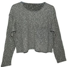 Topshop Long Sleeve Cropped Jumpers & Cardigans for Women